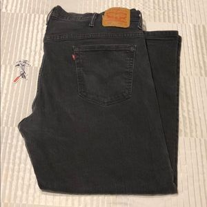Levi's 569 Loose Straight Stretch Jeans 44 x 30